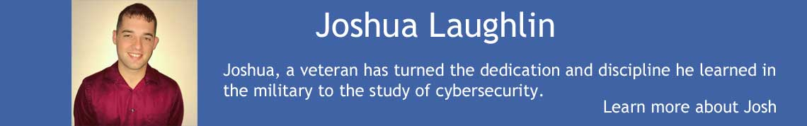 Joshua Laughlin Spotlight