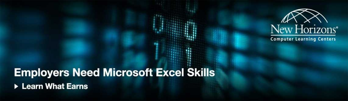 Microsoft Excel Summer Training Program